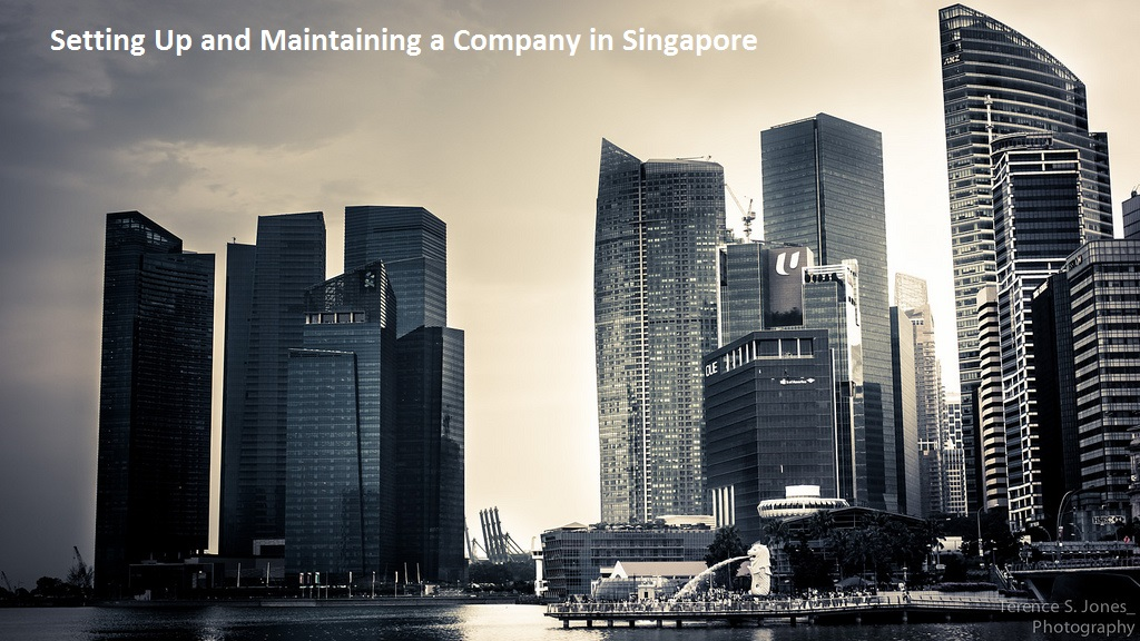 Setting Up and Maintaining a Company in Singapore