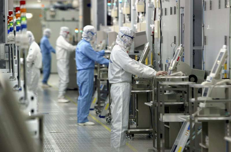 Semiconductor manufacturing in India